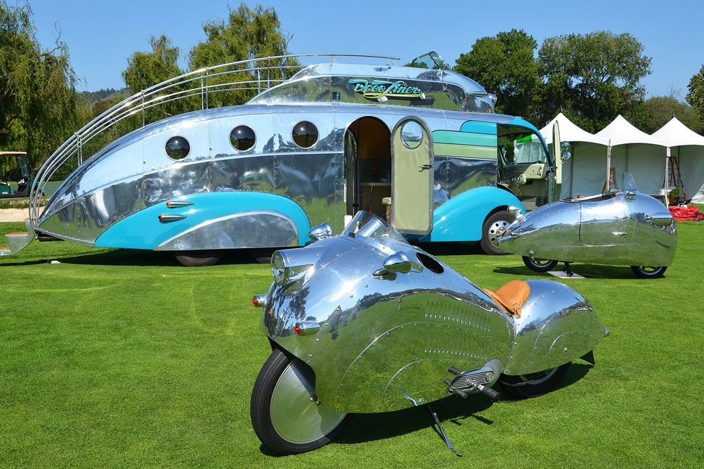 18 Crazy Cool Campers
