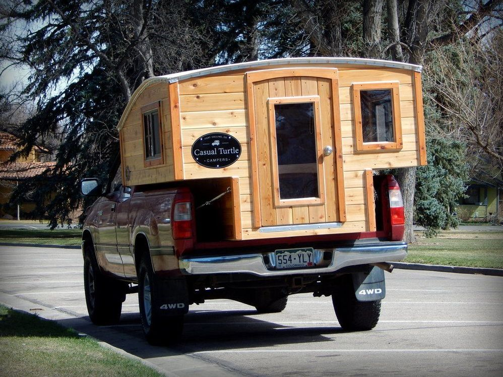 17 Unique Camper Vehicles