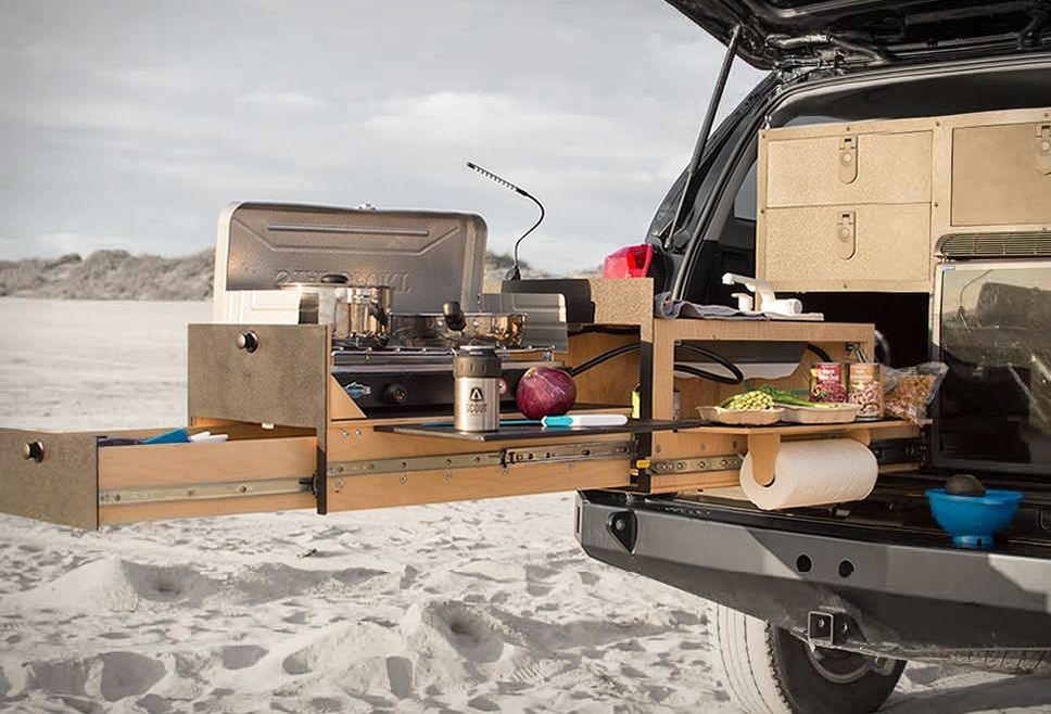 19 Best Camper Trailer Kitchens