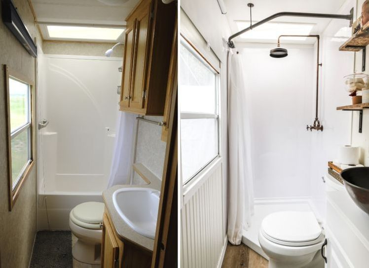 16 Amzing RV Bathrooms