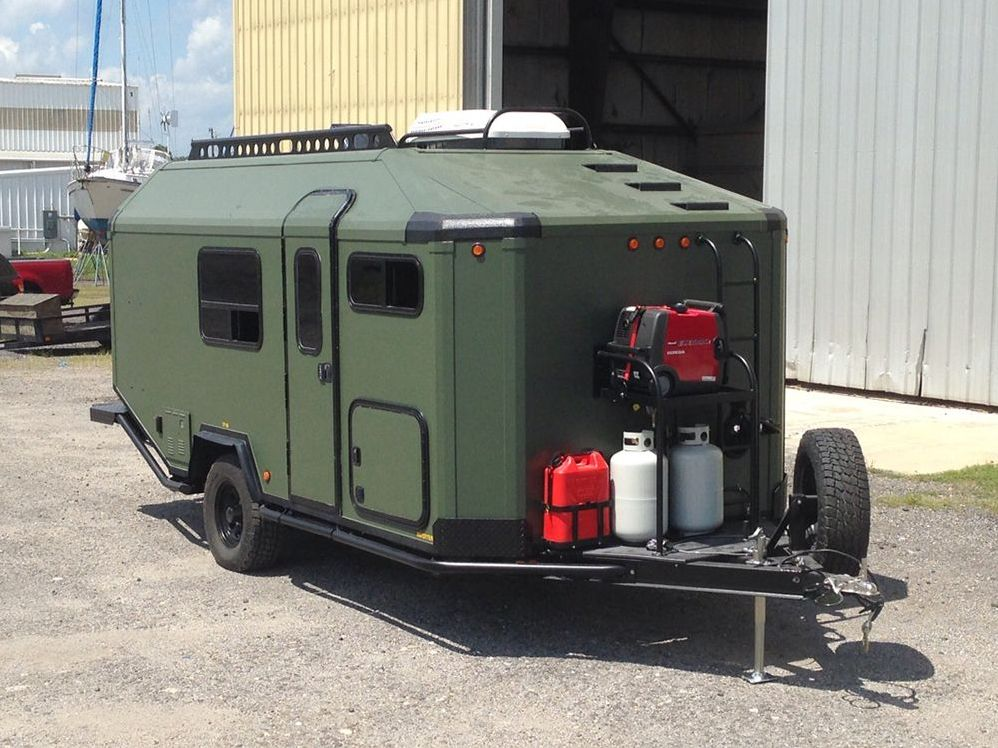 13 Small and Mini Camping Trailers