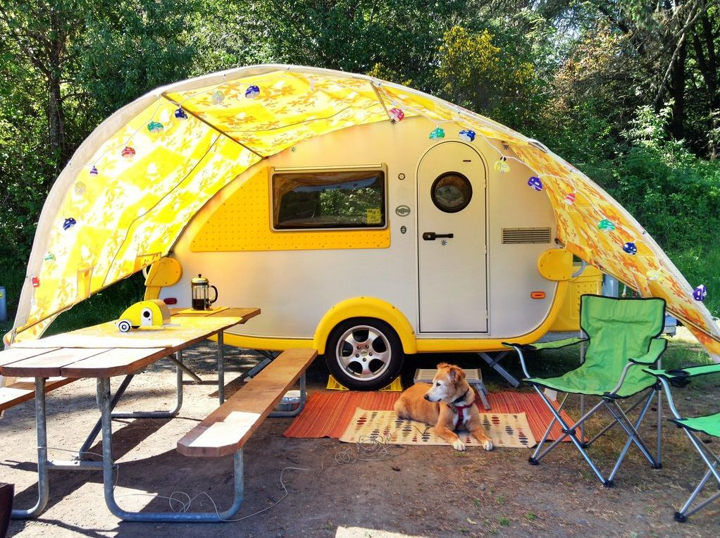 13 Amazing Small Camper Trailers