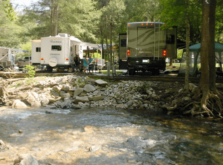 Mountain Stream RV Park