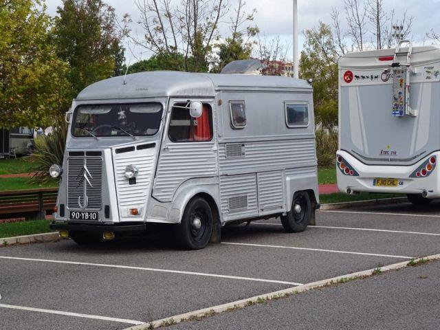 Citroën campers