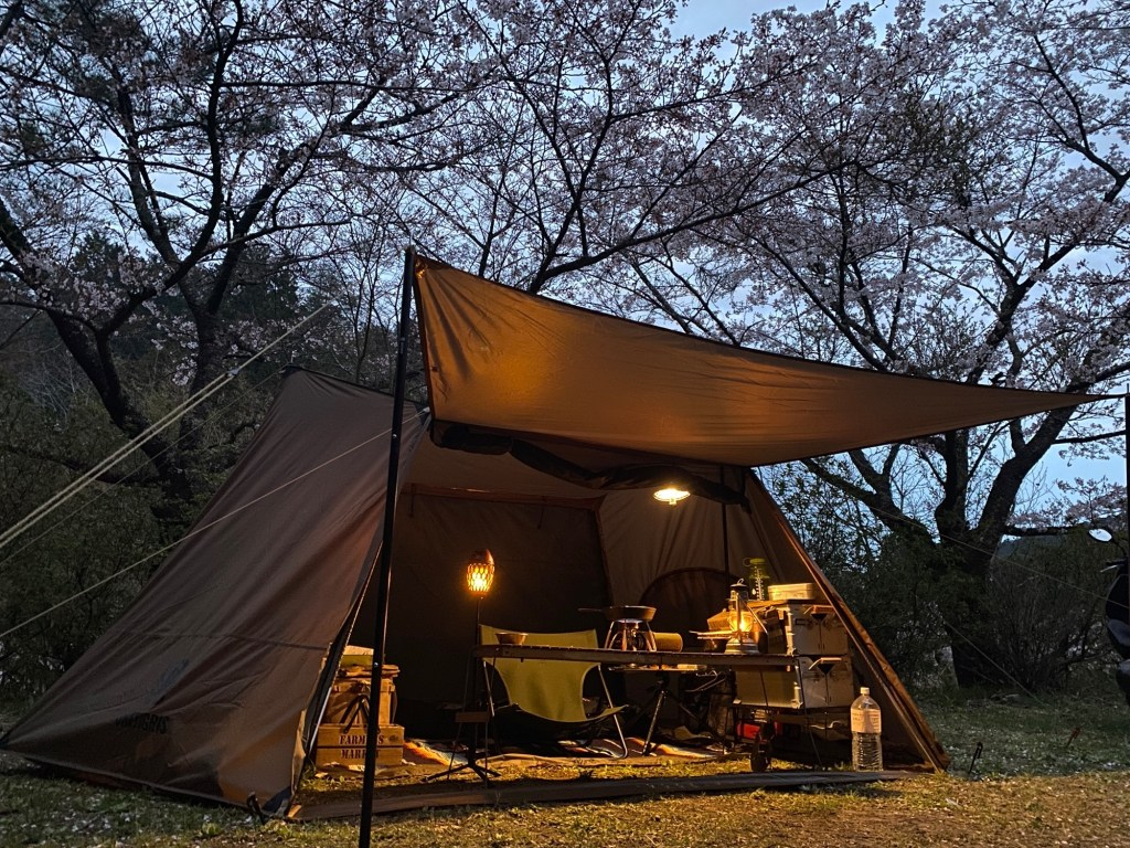 CAMPLUS_CAMPSTYLE_ソロホームステッド