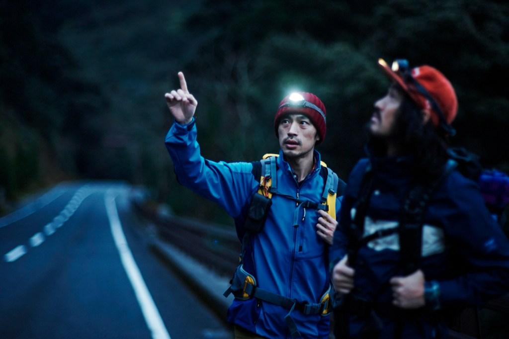 テント泊登山装備_ヘッドライト