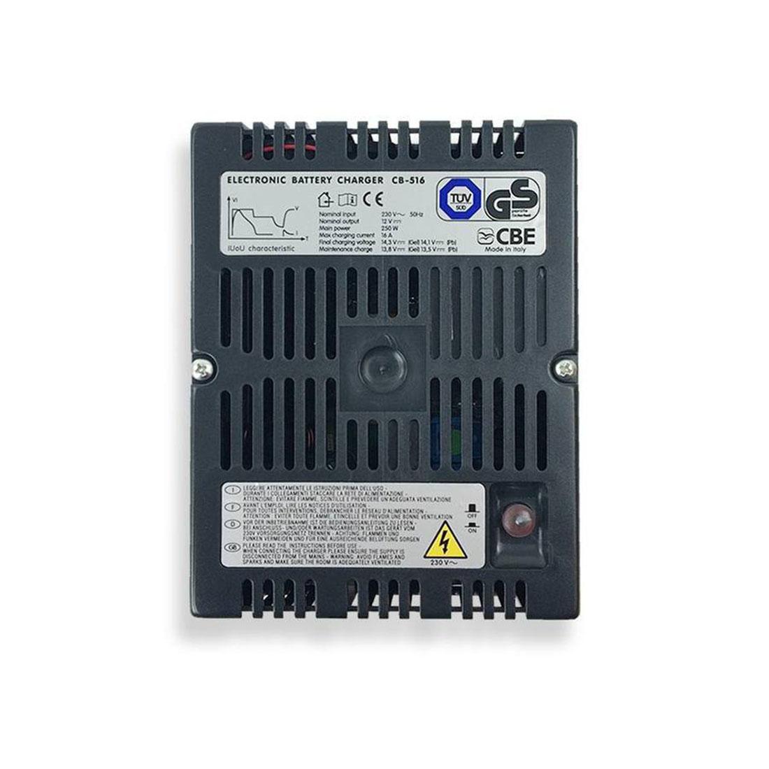 PC180 camper conversion power management system bottom.