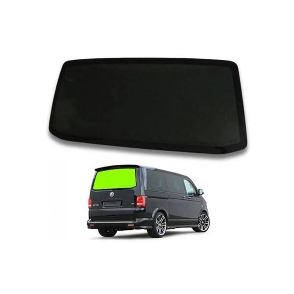 VW T6 rear window tinted glass.