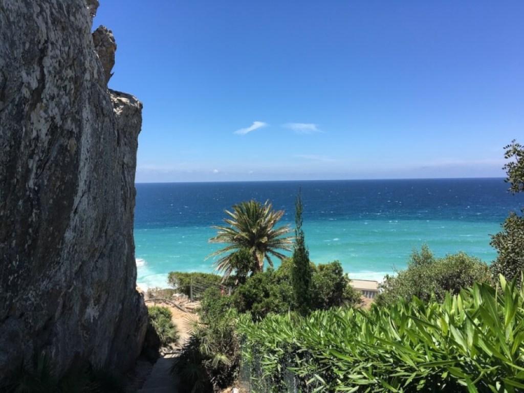 De mooie kust bij Zahara de los Atunes.