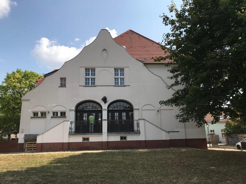 Het museum waar je veel over de architectuur en de DDR terug kan vinden