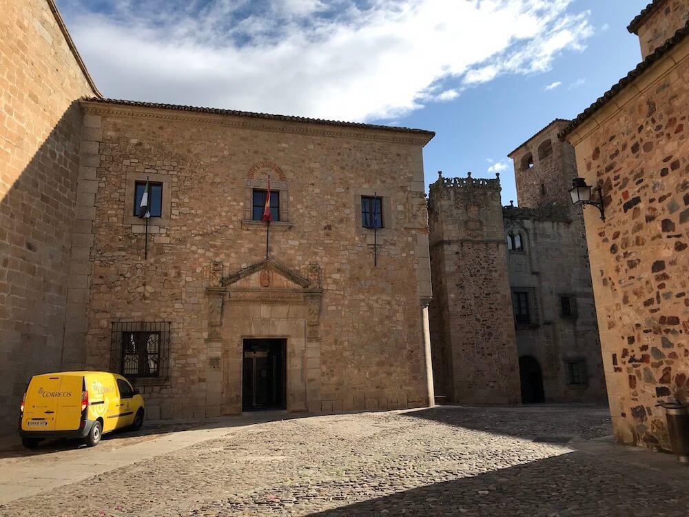 Cáceres staat terecht op de werelderfgoedlijst van UNESCO.