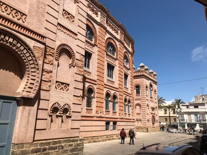 Teatro Falla in Cádiz