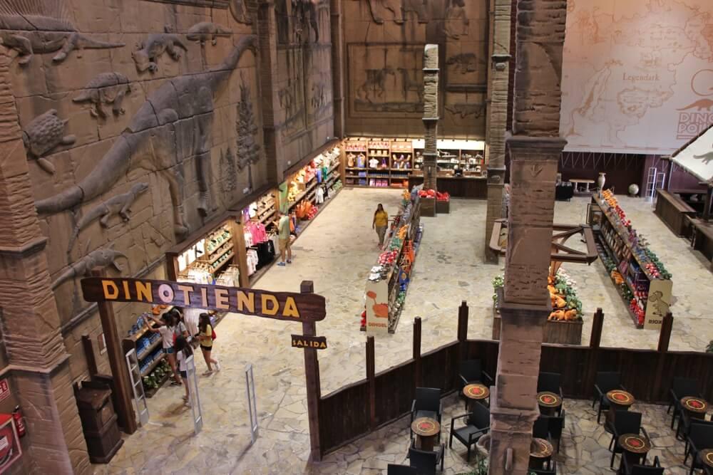 De nieuwe cp van Teruel ligt bij Dinópolis, een museum annex attractiepark. Bron: Wikipedia