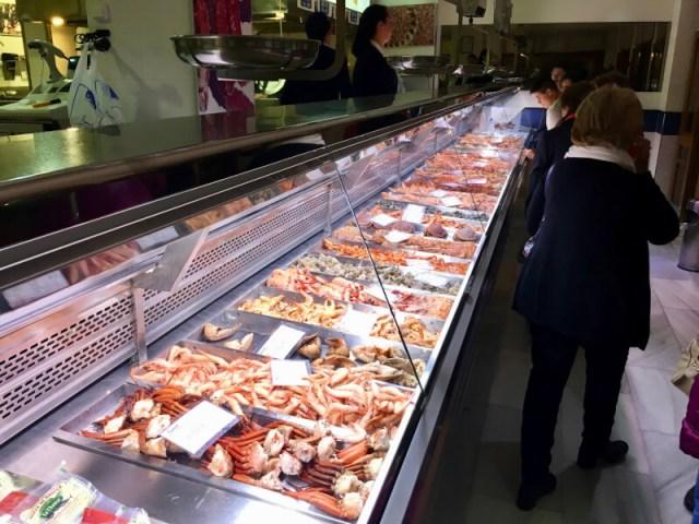 Als je van garnalen en allerlei soorten kreeft en krab houdt, is Romerijo in El Puerto de Santa María dé plek.
