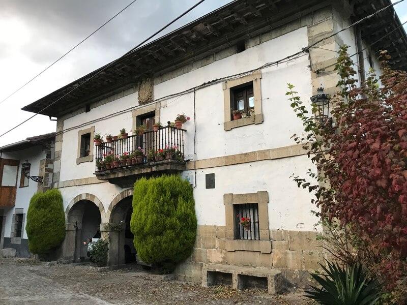 Casa Colina, de plek waar Karel de V overnachtte.