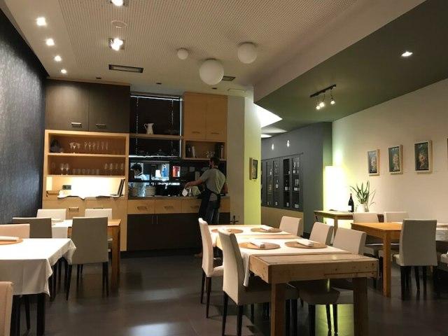 Restaurant Paprica.
