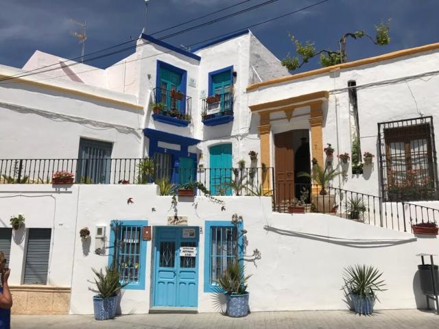 Níjar, een van de mooiste dorpjes van Spanje. (Cabo de Gata - Costa de Almería).