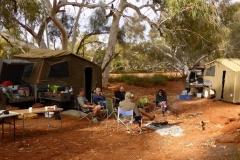 eureka camper campsite