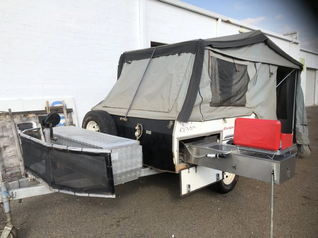 Cub Off road camper trailer Australian made