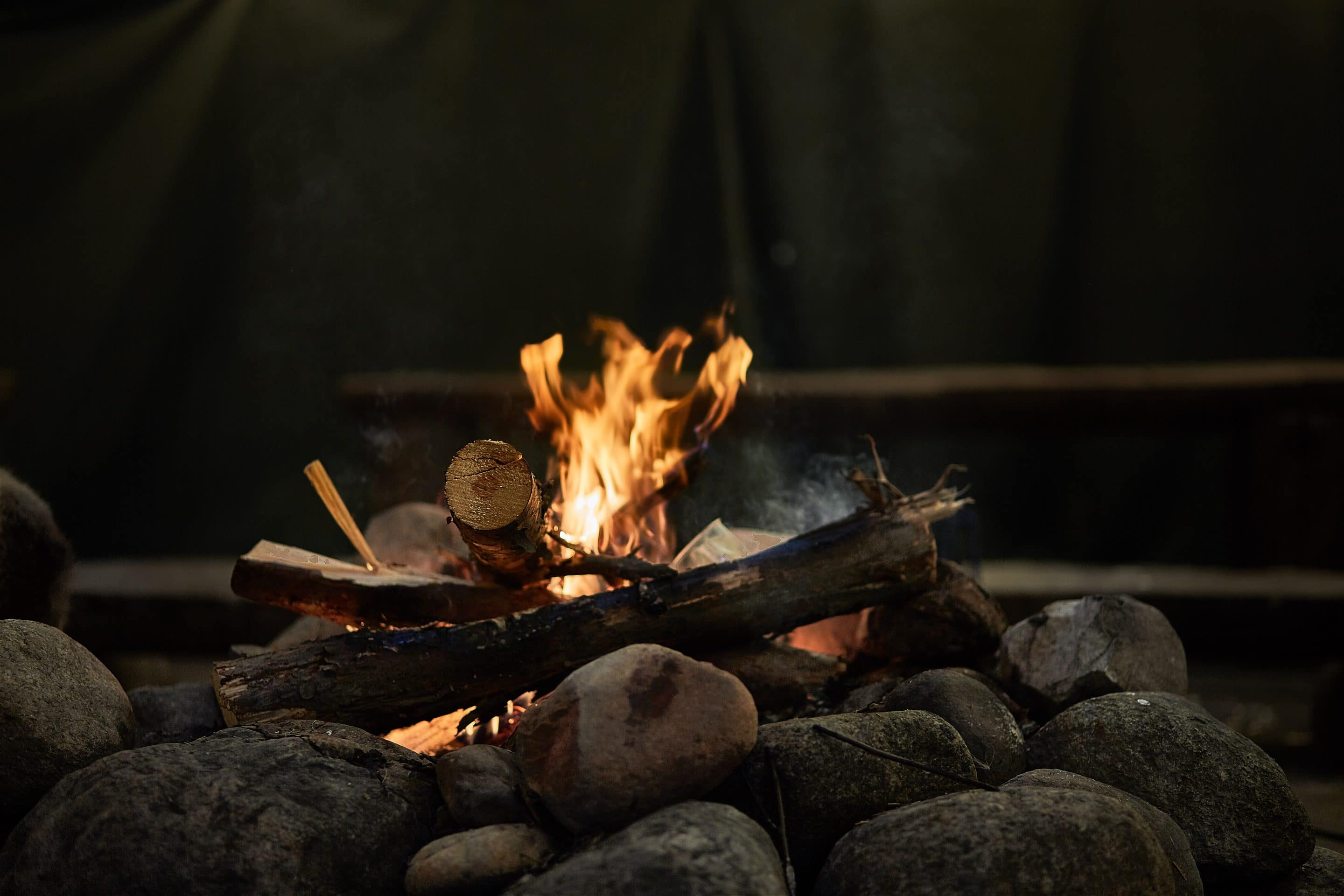Burning wood campertunity how to build a fire with wet wood