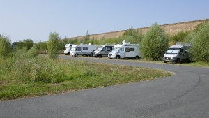 Gravelines Aire de Camping car france