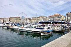 Marseille Harbour