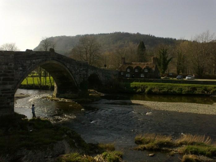 LLanwrst Campervan tour North Wales