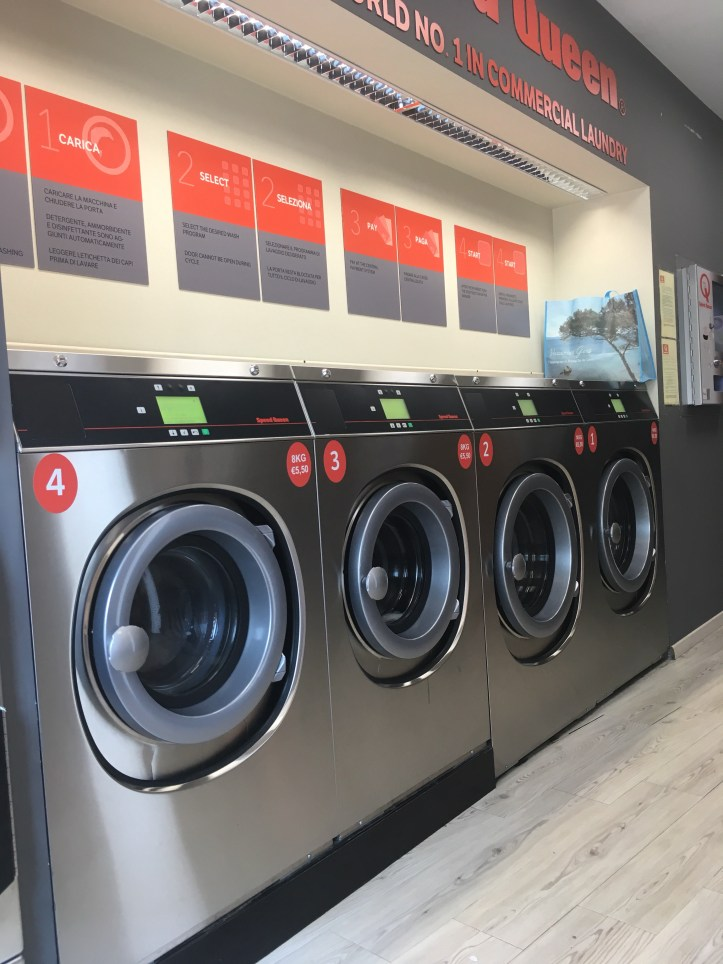 on the road guide to doing the laundry