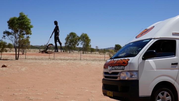 Travellers Autobarn Camper Rental Australia