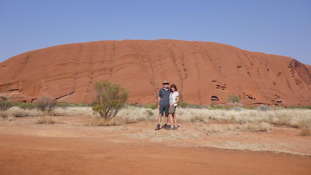 Uluru Travellers Autobarn road trip