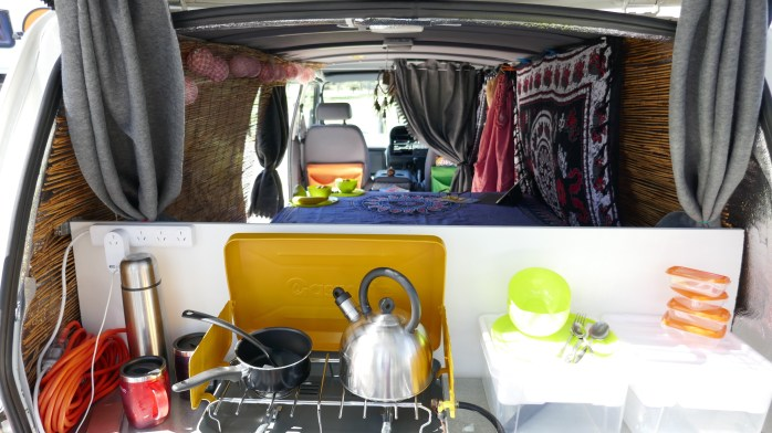 Buying a vehicle in Australia Campervan Conversion