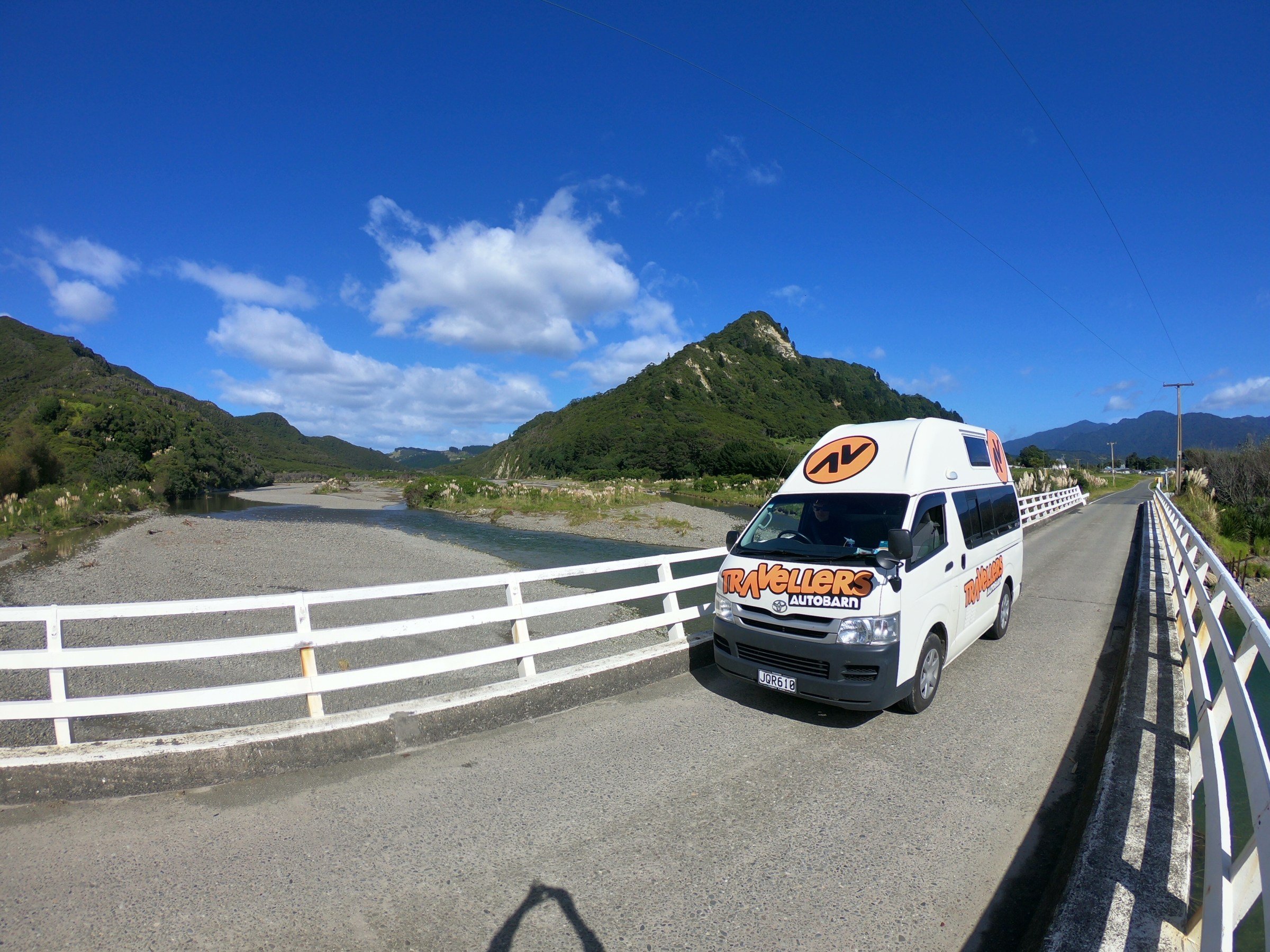 Campervan Hire New Zealand