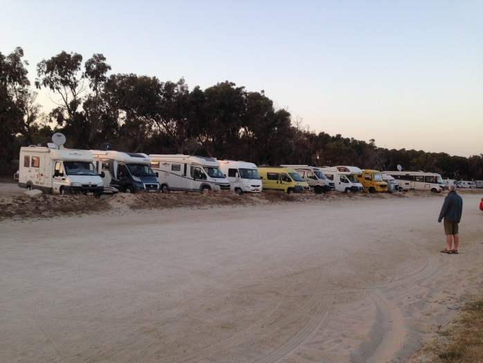Wild camping in Spain 16 must know facts of vanlife