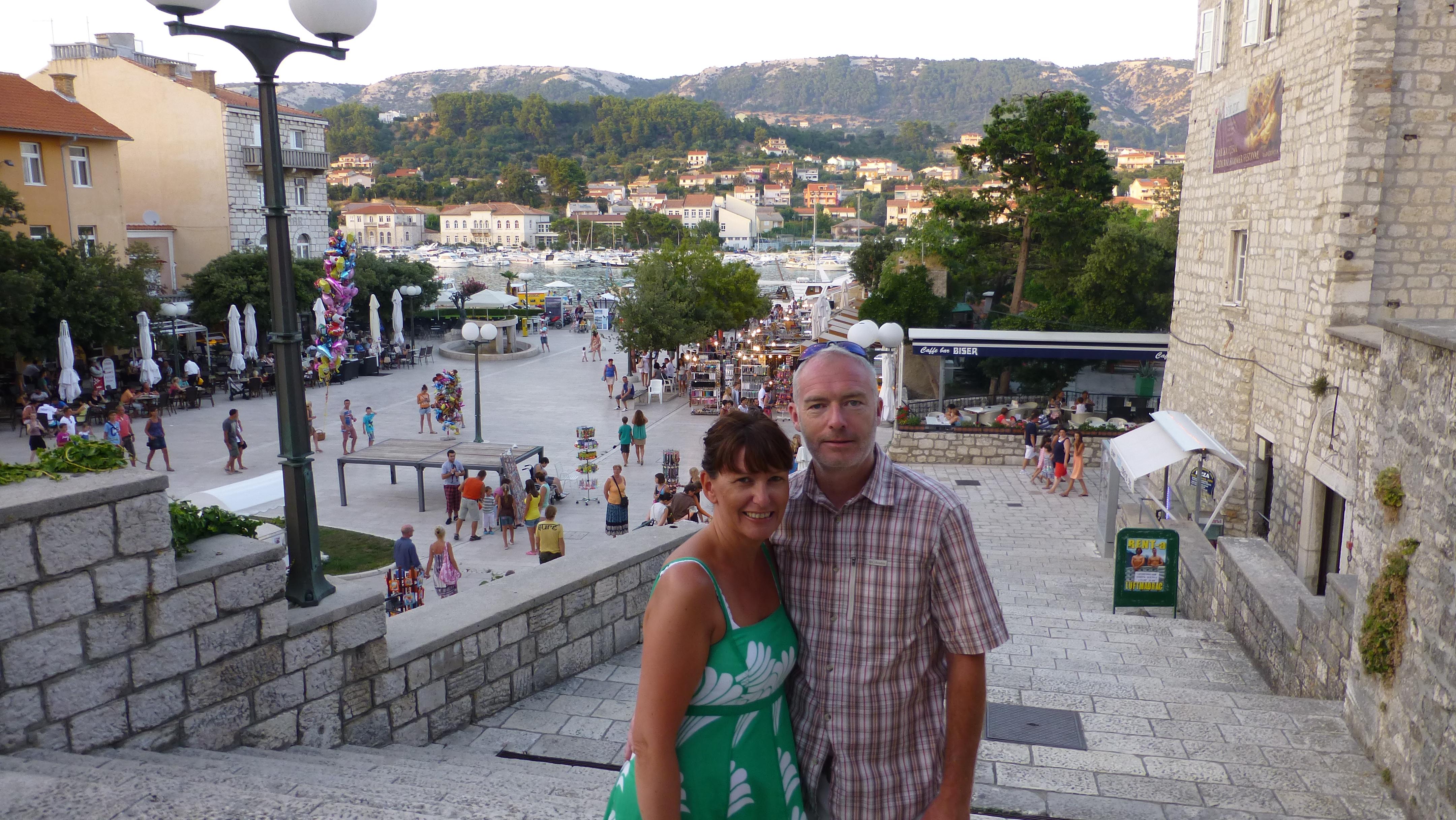 Croatia motorhome tour
