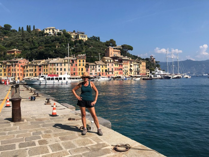 Portofino Peninsula by Campervan