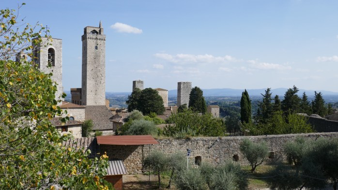 San Gignamo Italy