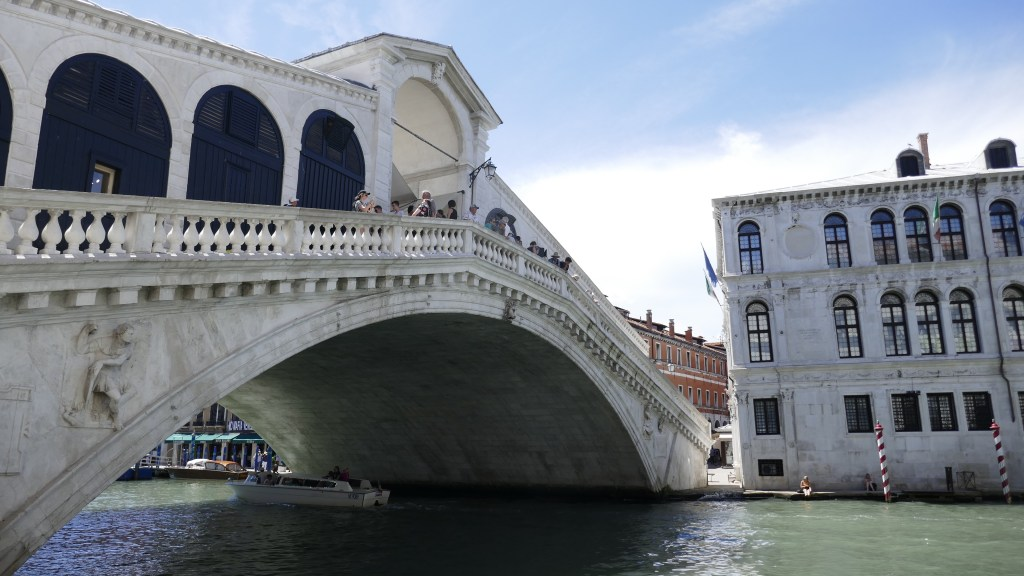 Visiting Venice in a campervan