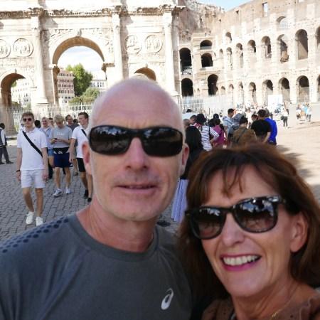 Rome in a Campervan