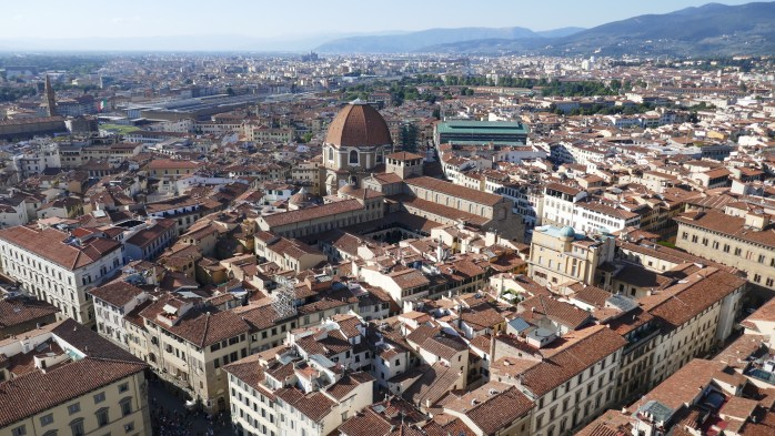 Florence Italy Another year of camper travels over