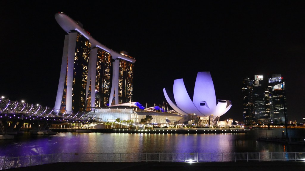 Marina Bay Sands Hotel A Stylish Singapore stopover