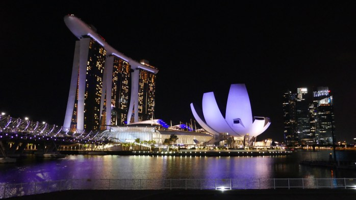 Marina Bay Sands Hotel A Stylish Singapore stopover