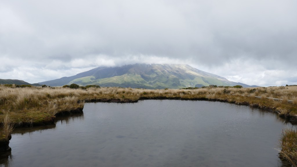 Mt.Taranaki Top 12 Walks In The North Island