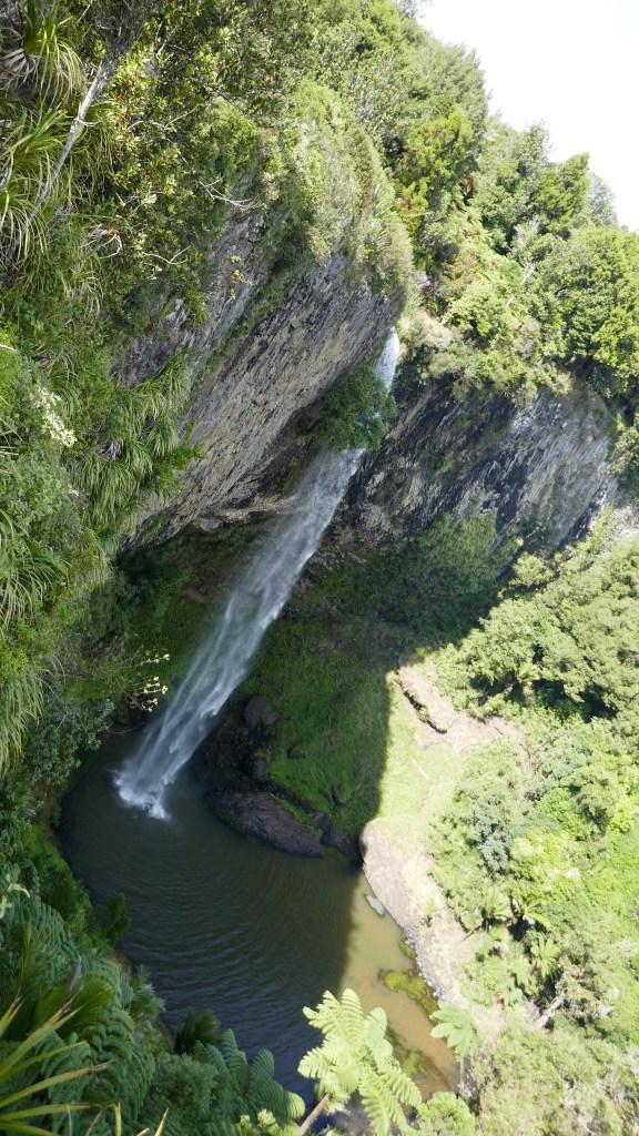 Bridal Falls New Zealand