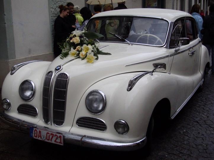 Classic BMW Car