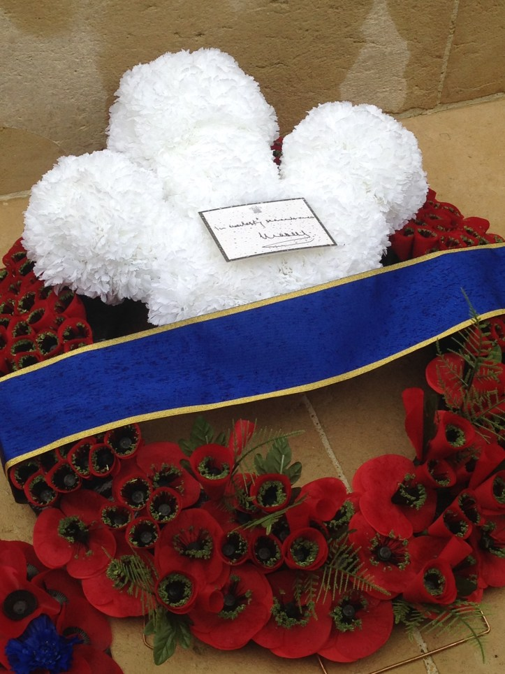 Battle of The Somme centenary service
