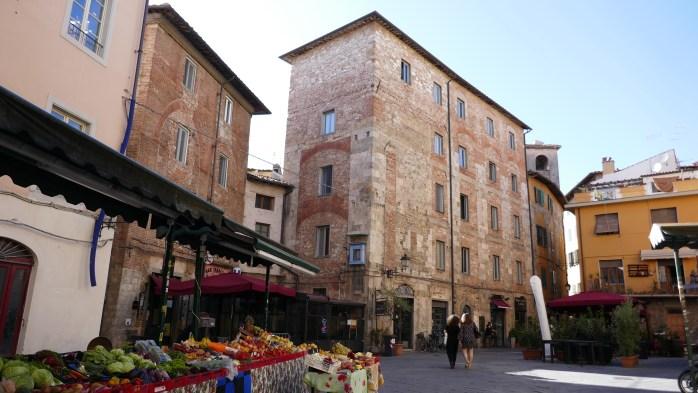 Pisa old town