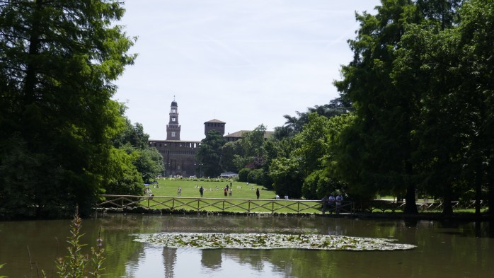 Visiting Milan by Campervan