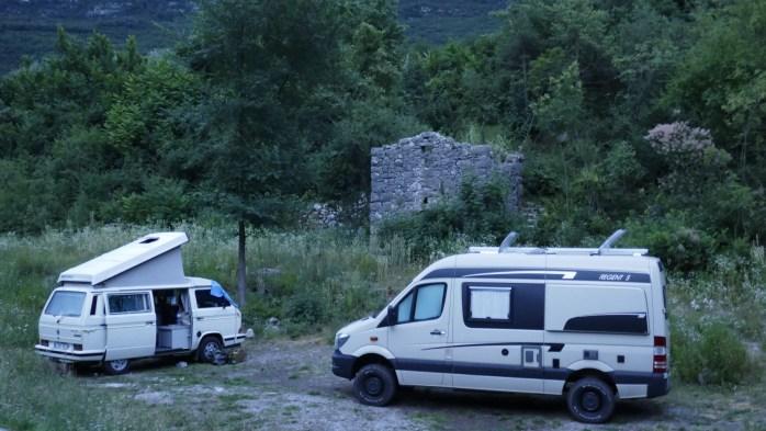 Panel Van Campervans