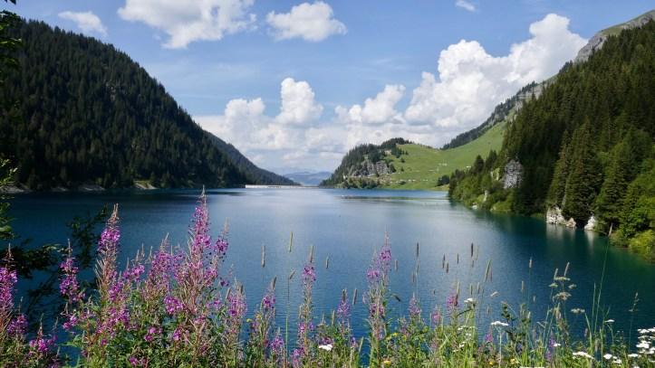 Beautiful  lakes around Beaufort