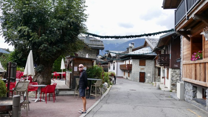 Courchevel village